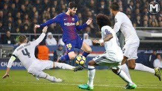 The Ultimate Battle - The Greatest Defenders vs Lionel Messi - HD