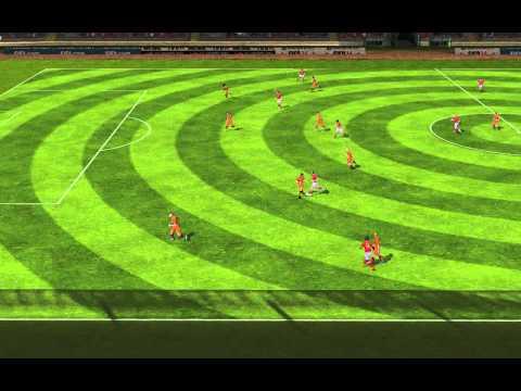 FIFA 14 Android - johnagio15 VS Randers FC