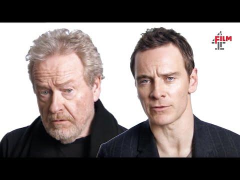 Ridley Scott + Michael Fassbender On Prometheus