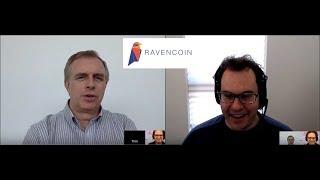 Ravencoin Explained with Bruce Fenton and Tron Black