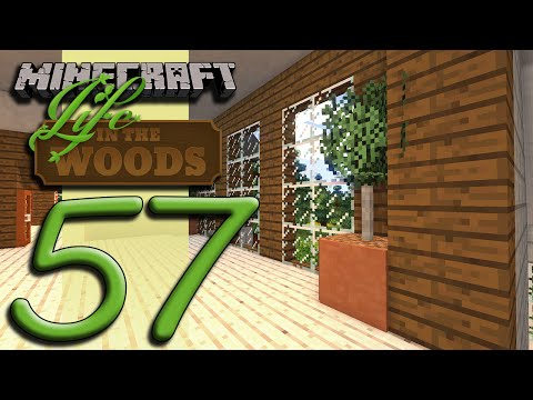 Minecraft Life In The Woods - EP57 - Confused klip izle