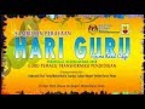 SAMBUTAN HARI GURU PERINGKAT NEGERI KEDAH 2018 - PART 01 (LIVE STREAMING VERSION)