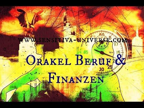 Orakel Beruf & Finanzen | Wie Geht Es Beruflich Für Dich Weiter? ♥ SENSITIVA UNIVERSE