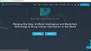 công nghệ Blockchain để mang thông tin quan trọng đến thế giới