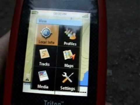 Using a GPS Receiver for Hiking