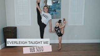 Download Lagu EVERLEIGH TAUGHT ME HER SOLO! Gratis STAFABAND