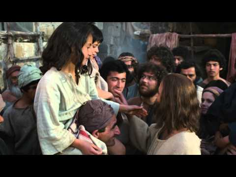 The Jesus Film Trailer- Available April 1 On Blu-ray And Dvd video