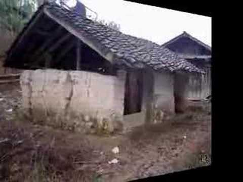 Rural Poverty in Sichuan China Video