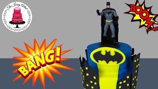download lagu 3d Gotham City Batman Birthday Cake - How To gratis