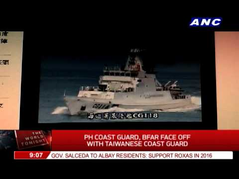 Why PH, Taiwan coast guards faced off in Batanes