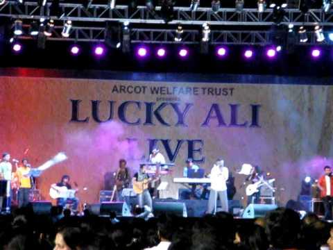 Lucky Ali Live in Chennai - Anjane rahon mein