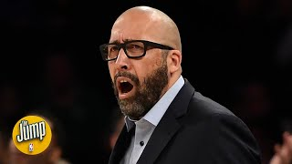David Fizdale's rant against load management was wrong, but also right - Kevin Arnovitz | The Jump