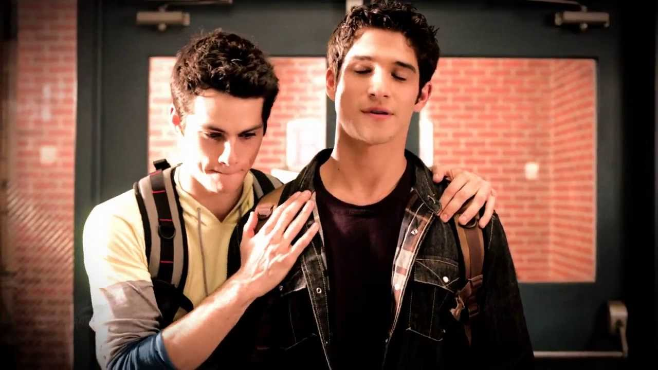 Teen wolf stiles and scott
