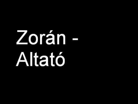 Zorán - Altató