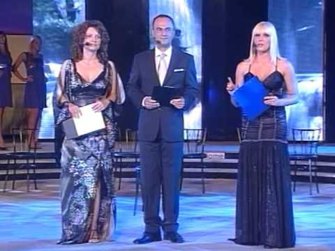 Mirsad Tuka Marina Pelemiš i Segmedina Srna @ voditelji Miss BiH 2008