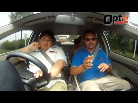DATSUN 720 KINGCAB & DATSUN THAILAND MEETING IN OPTFOUR TV