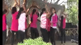 DANCE IN MVA By IX AND X CLASS
