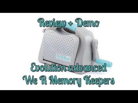 Review y demo: Evolution Advanced de We R Memory Keepers *ESPAÑOL*