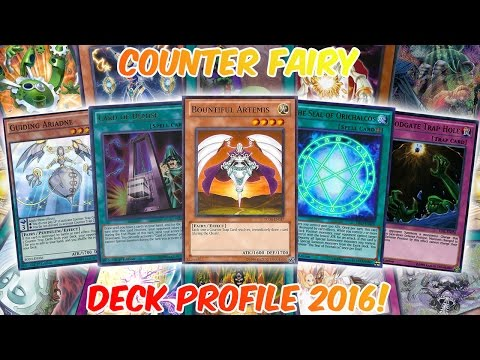 COUNTER FAIRY DECK PROFILE AUGUST 2016!!!