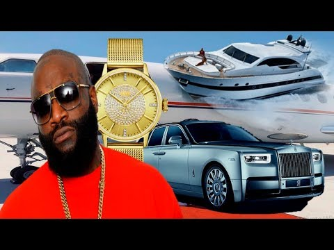 10 MOST EXPENSIVE THINGS OWNED BY RICK ROSS