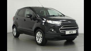 2017 Ford Ecosport Zetec Auto | Hampshire Car Sales Portsmouth