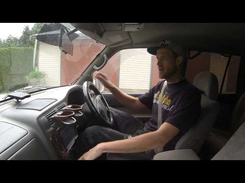 1997 Nissan Safari - Drive Home