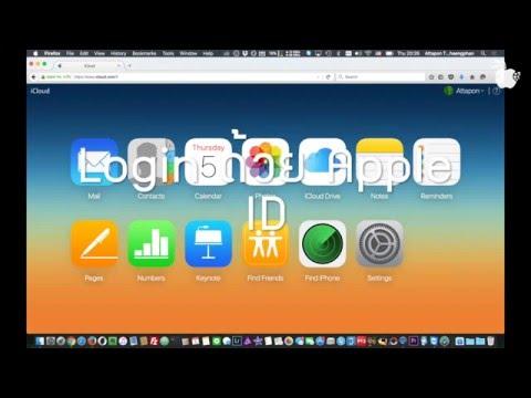 ดาวน์โหลดรูปจาก iCloud Photos Library ลงคอมพิวเตอร์