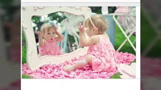 Creative baby's photoshoot ideas at home