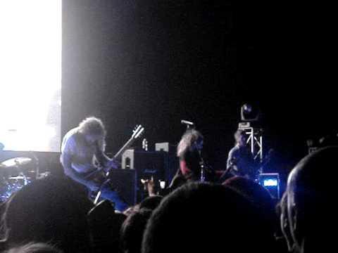 Mastodon - Oblivion (Live) - Brent's Solo