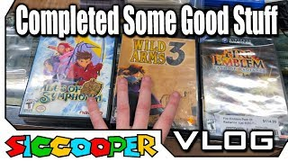 Completed Some Good Games! | SicCooper