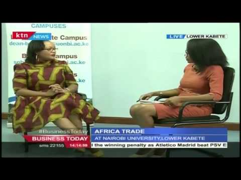Business Today 17th March 2016 [Part 2] Leveraging Africa Capitalism