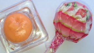 Mẹo Làm Đẹp | Làm Son Môi Từ Kẹo Mút - DIY Lipstick & Lip Balm Out Of Candy | Giang My Channel