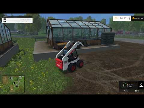 Ford Farming Simulator 2015 Farming Simulator 2015 Bobcat