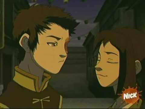 Zuko Kissing Jin Jin is The One Zuko Will Never