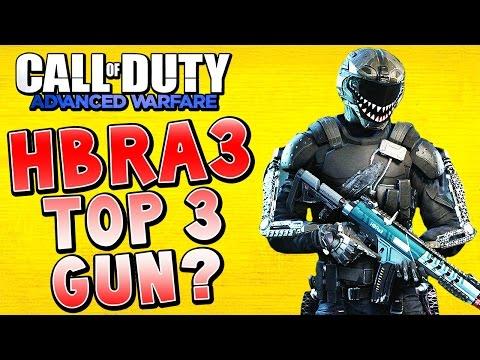 HBRa3 A Top 3 Gun?