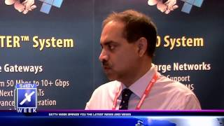 Hughes Network Systems@CommunicAsia2014