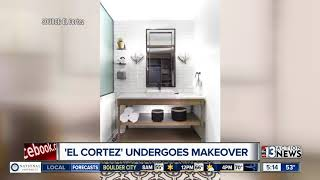 El Cortez gets a makeover