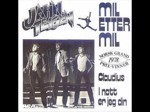 Jahn Teigen - Mil Etter Mil (Norway 1978)