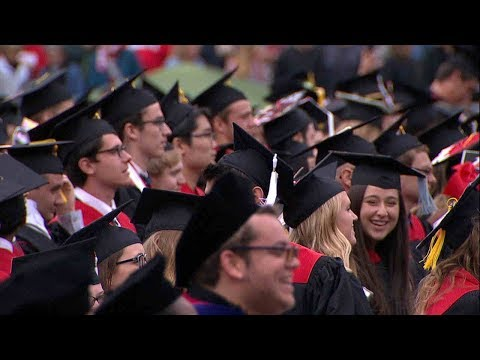 UW–Madison 2018 Spring Commencement  Saturday May 12, 2018