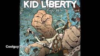 Watch Kid Liberty Coolguy Deluxe video