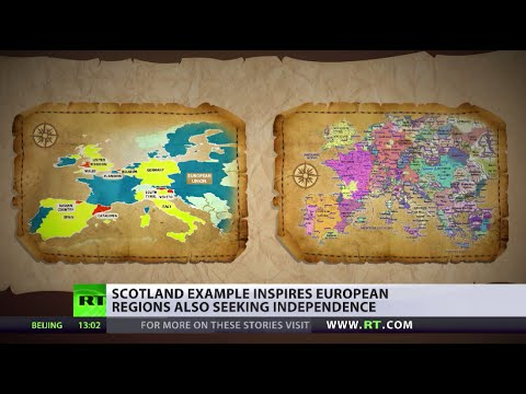 Independence Ripples: Scottish #indyref may cause EU domino effect