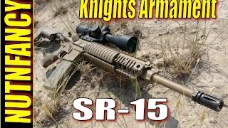 Knight's Armament Company ShotShow 2011