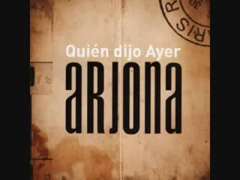 Se nos muere el Amor (Nueva versión), Ricardo Arjona