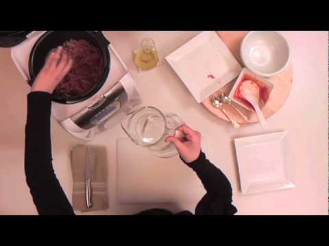 Chef Plus - Macarrones - Recetas robot cocina