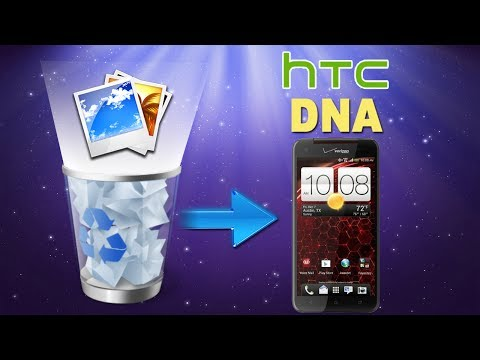 [HTC Droid DNA Data Recovery]:  How to Recover Deleted Photos/Pictures files from HTC DNA?