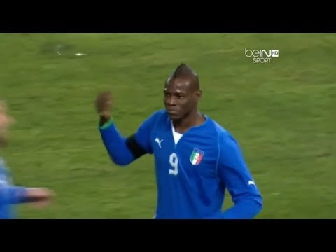 Mario Balotelli Wonder Goal vs. Brazil (HD)