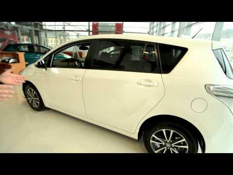 Toyota Verso v teste TA3