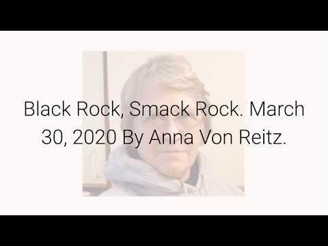 Download  Black Rock, Smack Rock March 30, 2020 By Anna Von Reitz Gratis, download lagu terbaru
