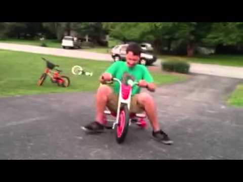 Backwards Ride FAIL