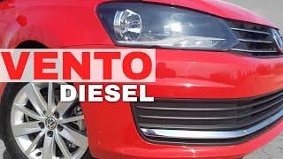 VW Vento Diesel 2018 - Mas Fuerte Y Ahorrador! Auto Compacto